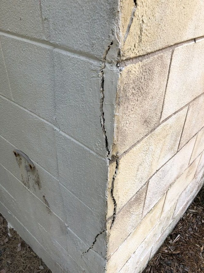 Wall Structural Issues