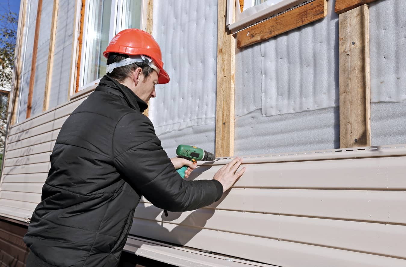 Can you paint vinyl siding