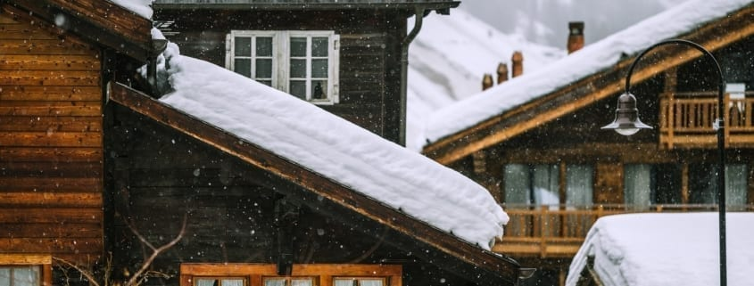 Why Snow Can Help Evaluate Your Attic Ventilation